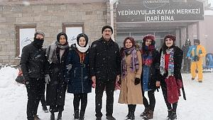 BŞB HAYRETTİN GÜNGÖR GÖNÜLLÜ GENÇLERE TEŞEKKÜR ETTİ...