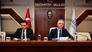 """Vali Gül, """"Gaziantep'te çok büyük yatırımlar yapılıyor"""""""