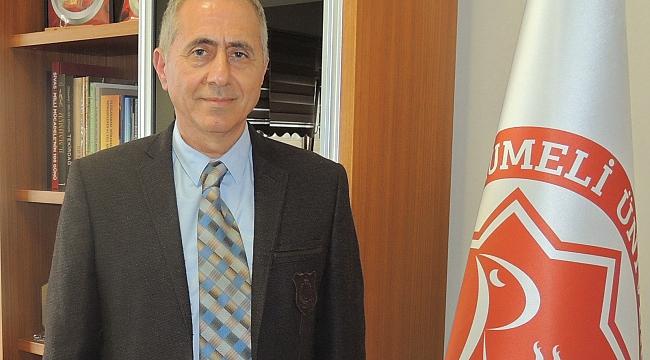 Prof.Dr.H.Tamer Dodurka ''Her geçen yıl eğitimde güçleniyoruz!''