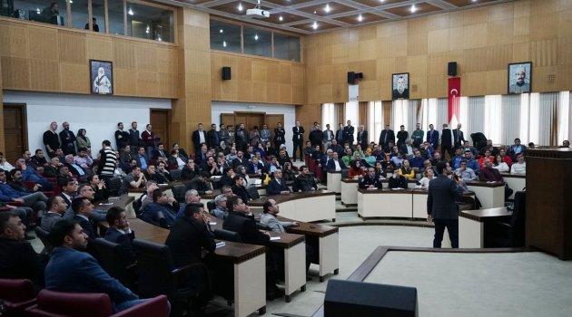 Büyükşehir, e-Belediye EBYS Sistemine Geçiyor