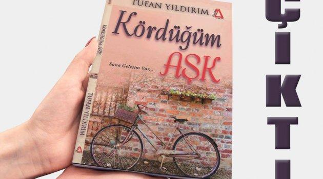 """""""KÖRDÜĞÜM AŞK"""" ŞİİR KİTABI ÇIKTI"""