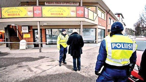 Finlandiya'da Üç Türk Öldürüldü