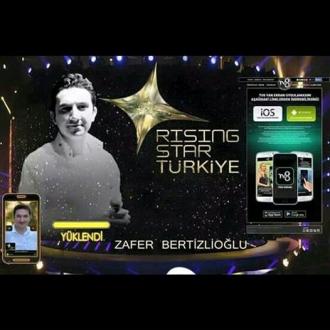 """YÜKSELEN YILDIZIMIZ """"ZAFER"""" İKİNCİ TURDA"""