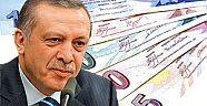 600 Asgari Ücretli İşçiden Erdoğan'a 9 bin TL Bağış!