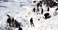 Afganistan'da Çığ Felaketi