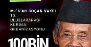 MEC VAKFINDAN KURBAN İÇİN 100 BİN TEBESSÜM