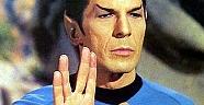 Mr.Spock Hayata Hayata Veda Etti