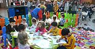 Piazza Boyama Günleri'nde Çocuklar, Hem Öğrendi Hem Eğlendi
